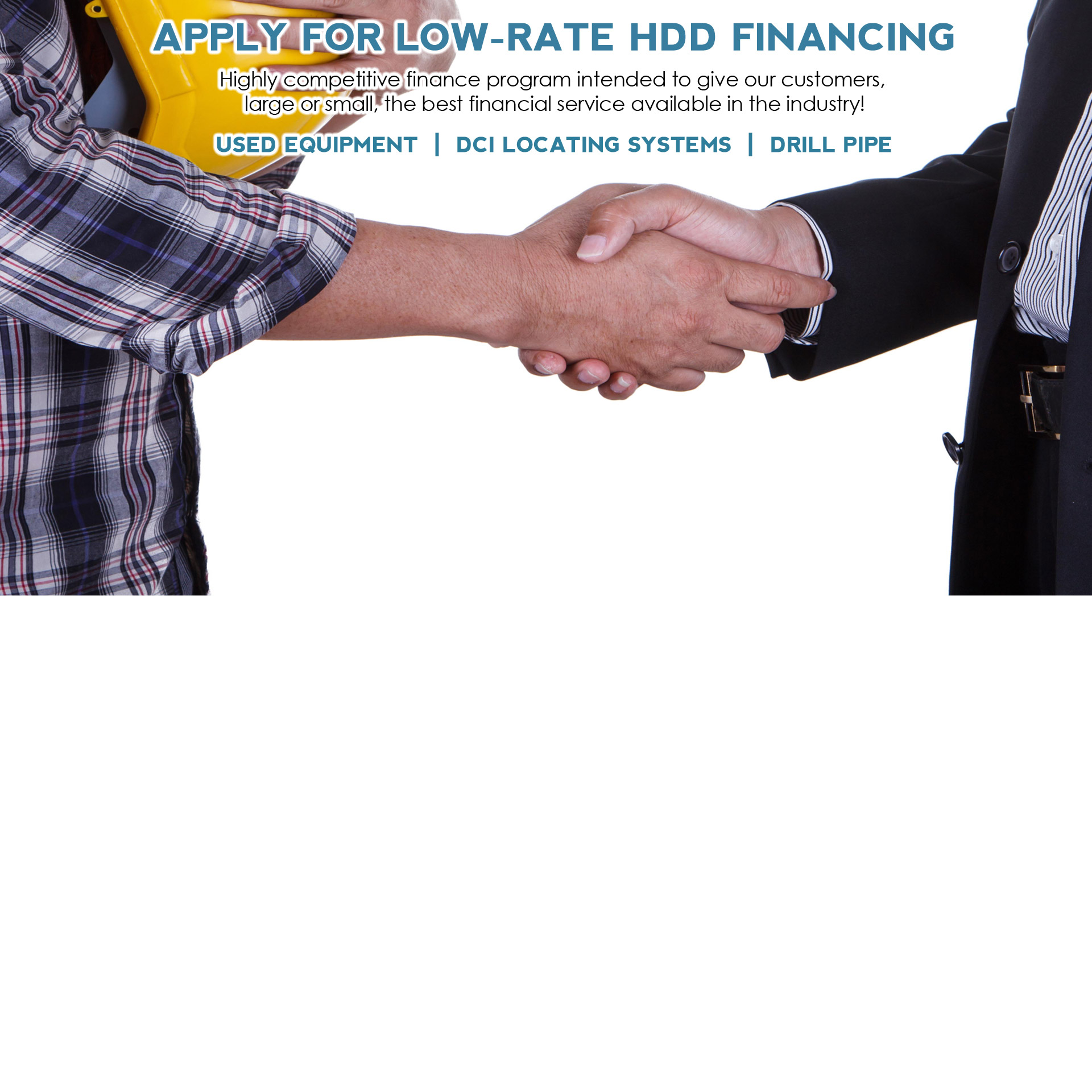 used_hdd_financing