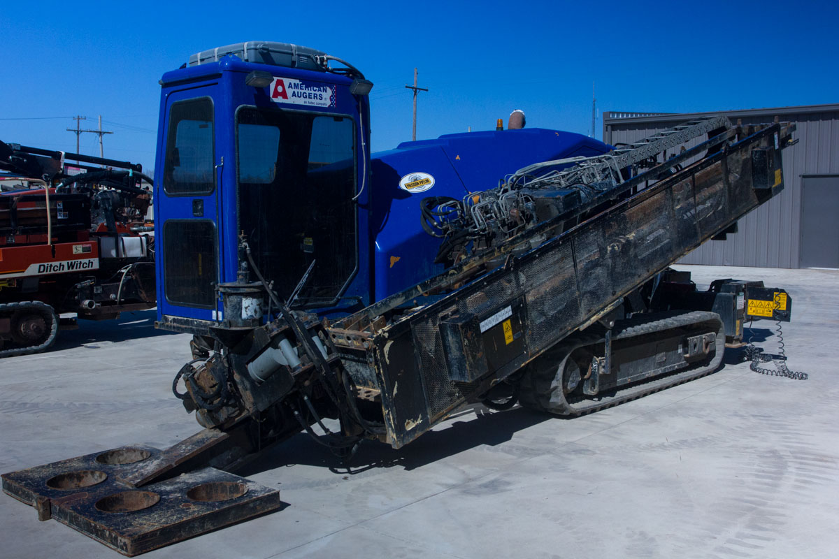 Used 2011 American Augers Dd 10 For Sale