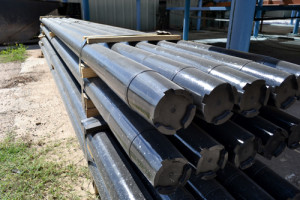 World HDD 50x100 Pipe