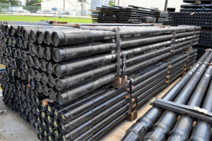 World HDD JT1220 Pipe