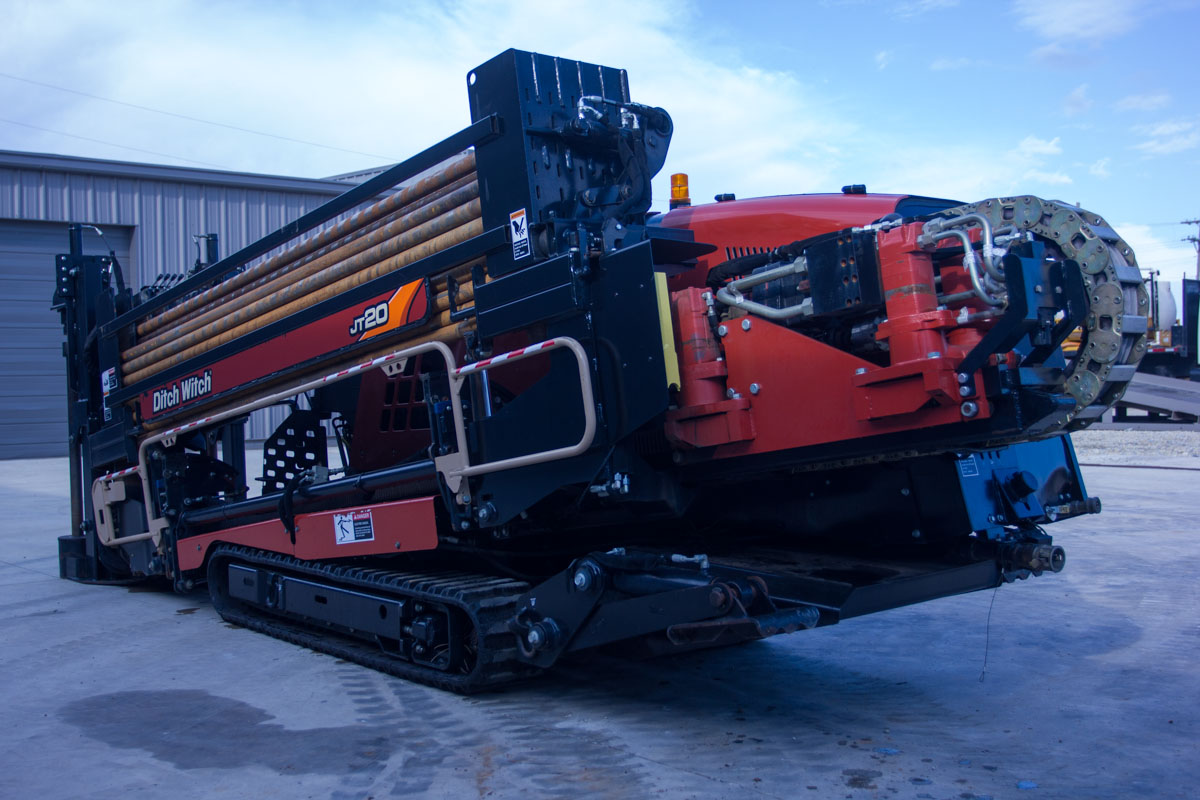 Used 2014 Ditch Witch Jt20 Mach 1 For Sale