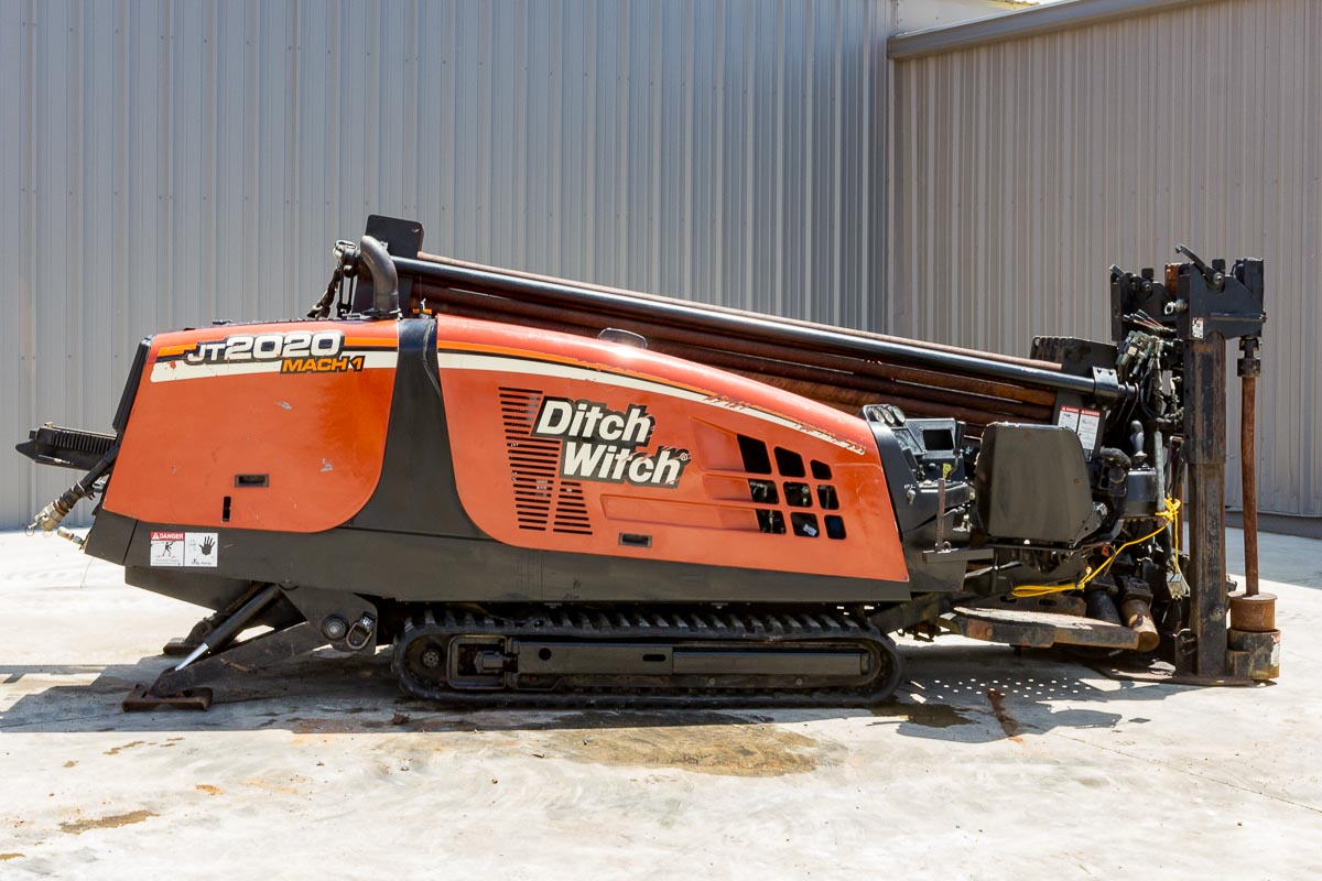 Used 2005 Ditch Witch Jt2020 Mach 1 For Sale
