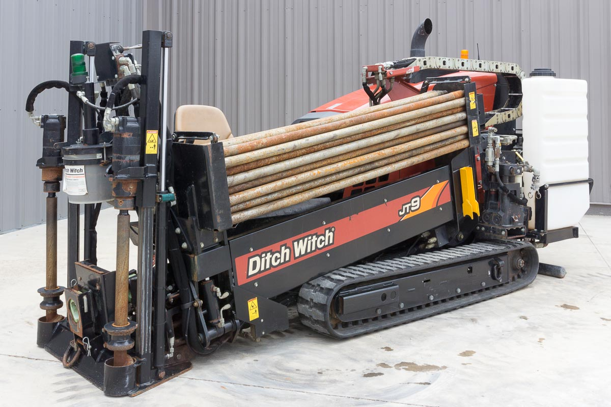 Used 2015 Ditch Witch Jt9 For Sale