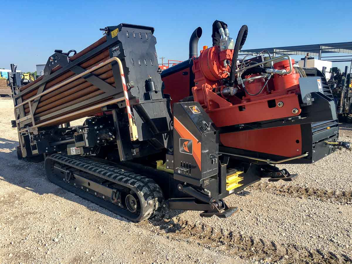 Used 2014 Ditch Witch Jt25 For Sale