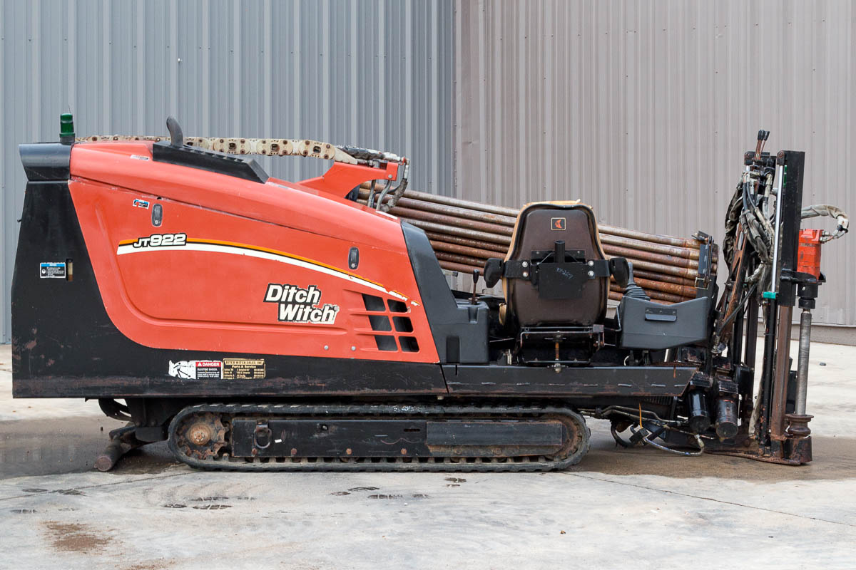 Used 2007 Ditch Witch Jt922 For Sale