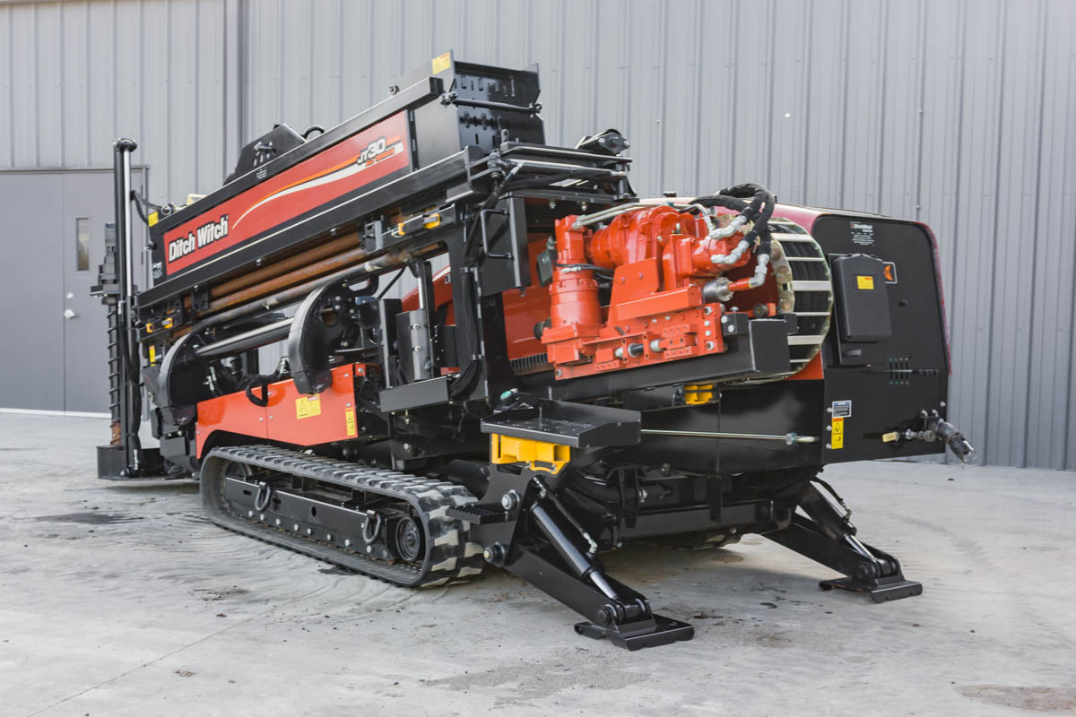 Used 2015 Ditch Witch Jt30 All Terrain For Sale